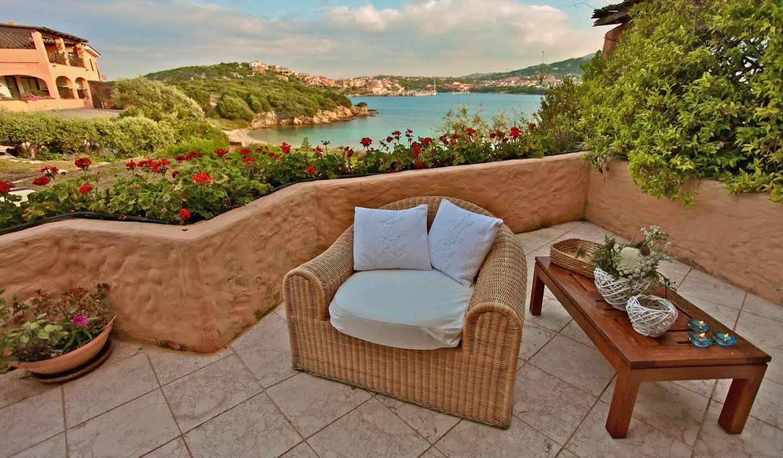 Appartement avec terrasse et piscine Porto Cervo