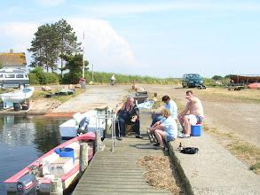 Photo: Die Fischer von Ristinge