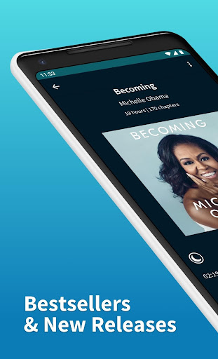 Scribd: Audiobooks & ebooks 9.7.1 screenshots 2