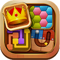 Puzzle King - classic puzzles all in one icon
