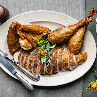 Sichuan-Spiced Dry-Brined Turkey.