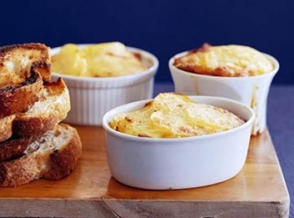 Salmon-potato Bake Recipe