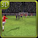 Free Kick Shoot Football 3D icon