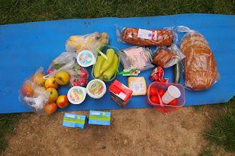 Photo: na raňajky boli švédske stoly. Posilnení sme všetko zbalili a naša zelená krásavica kocábka nás bezpečne aj s furmanom Sirachusom odviezla domov