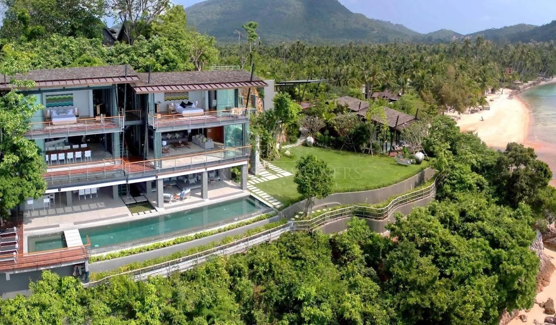 Villa avec piscine Ko Samui