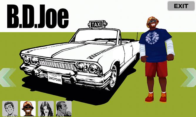 Crazy Taxi Classic Screenshot Image