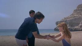 Agua Amarga, escenario para un par de secuencias de 'Laberinto de pasiones', segundo largometraje de Pedro Almodóvar.