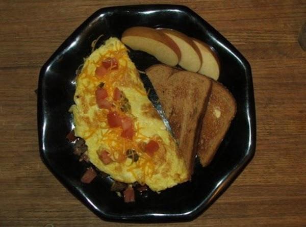 One-skillet Omelette Recipe