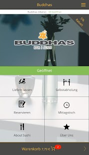 Buddhas Mainz- screenshot thumbnail