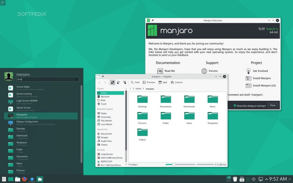 MANJARO - A GAINING POPULARITY DISTRO