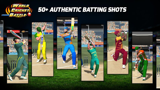World Cricket Battle 1.1.9 screenshots 21