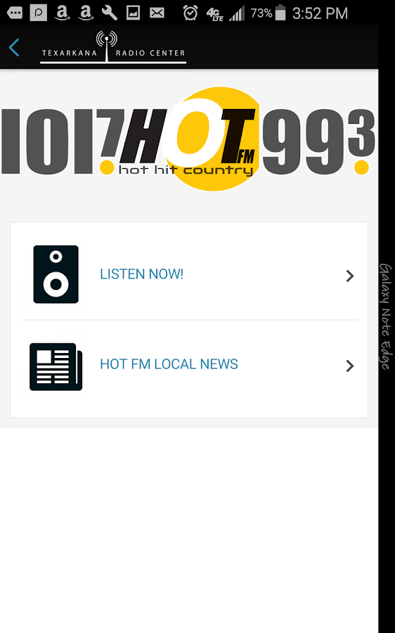 Texarkana Radio Center- screenshot