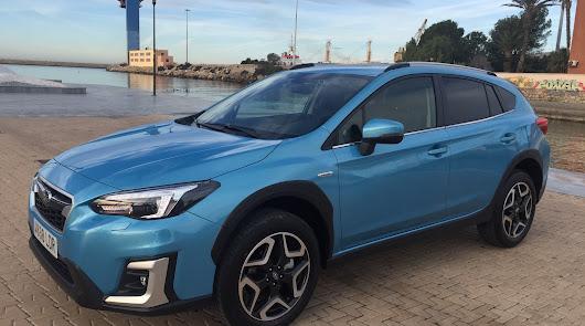Subaru XV Eco-Hybrid
