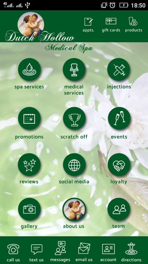 Dutch Hollow Medical Spa- screenshot