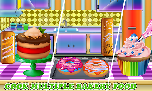 Bakery Shop Business 2: Store Manager Cashier Game - náhled