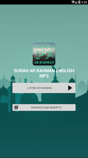 Surah Ar Rahman English Translation MP3 - Slunečnice cz