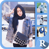 Hijab Jeans Style