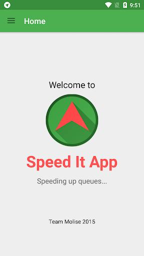 Speed It App