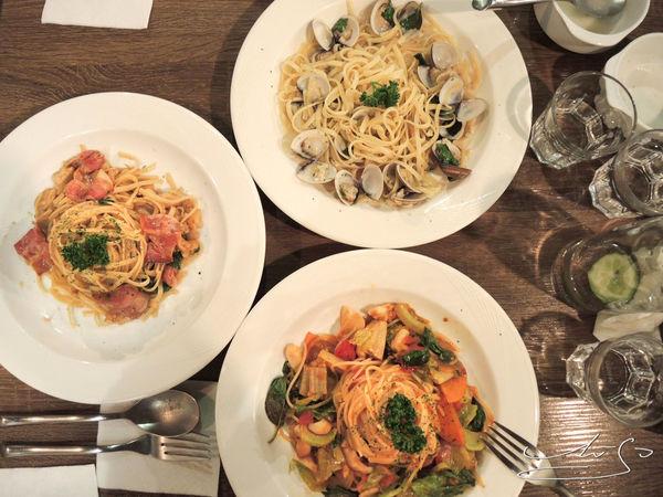 11 Pasta 食義 ➤ 上班族喜愛的商業午餐~義大利麵/燉飯/PIZZA~近捷運站