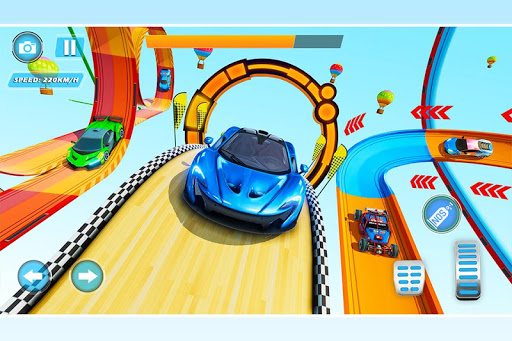 Ramp Stunt Car Racing Games: Car Stunt Games 2019  screenshots 1