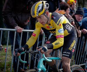 """Trainer Van Aert werkt toe naar de cross en noemt prestaties op de weg een wonder: """"Ik hoor het Boonen nog zeggen"""""""