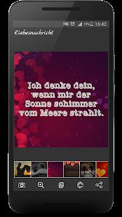 Schöne Liebessprüche - Love Messages Deutsch - náhled