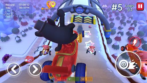 Starlit On Wheels: Super Kart 3.3 screenshots 5