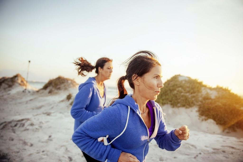 Löpning kvinnor
