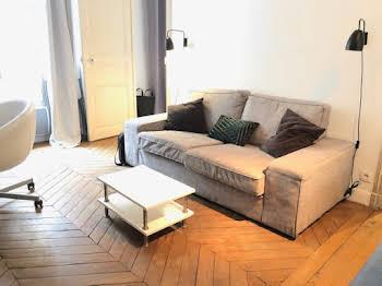 Appartement meublé 2 pièces 38,51 m2