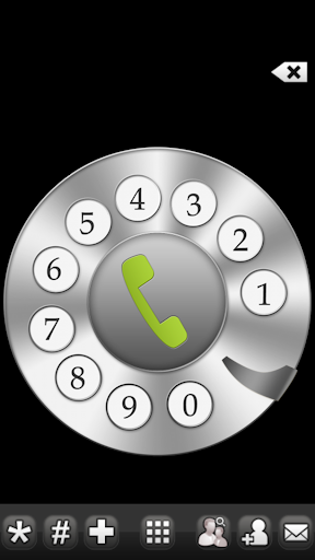 Old Phone Dialer