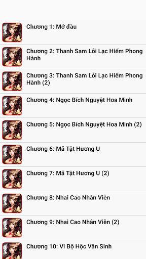 Truyu1ec7n Kim Dung, Truyu1ec7n kiu1ebfm hiu1ec7p Full (OFFLINE) 1.0 5