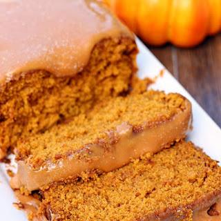 Salted Caramel Pumpkin Bread Recipe