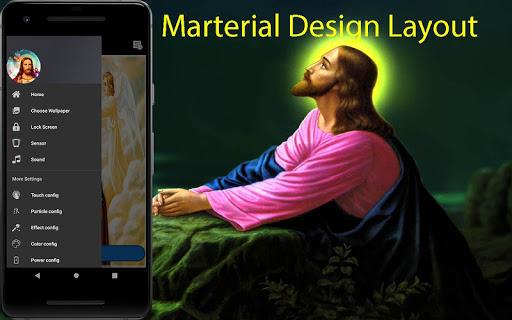 3D Jesus  Wallpaper 92.0 screenshots 1