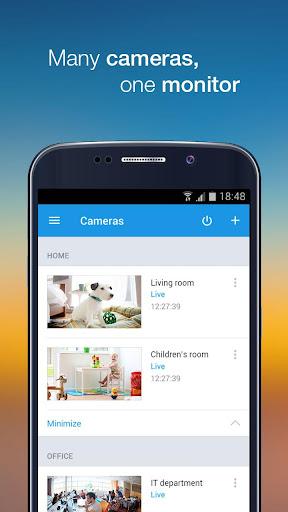 Video Surveillance Ivideon 2.22.3 screenshots 2