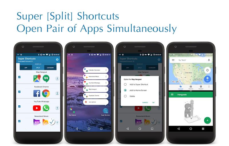 Super Shortcuts ᴾᴿᴼ Screenshot 1