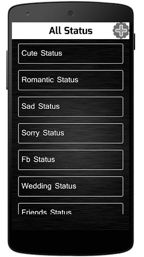 All Status  screenshots 1