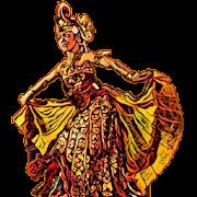 Tari Cendrawasih icon