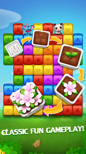 Happy Fruits Bomb - Cube Blast 1.8.3935 screenshots 3