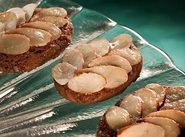 Wintery Pinecone Cookies Recipe