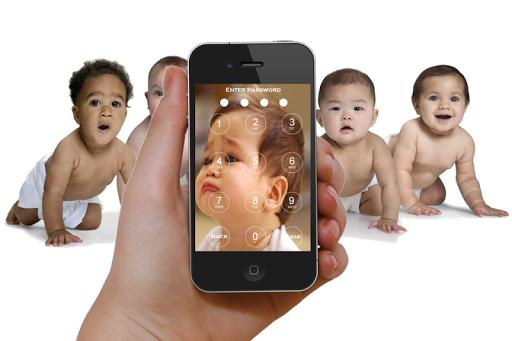 Baby Screen Passcode