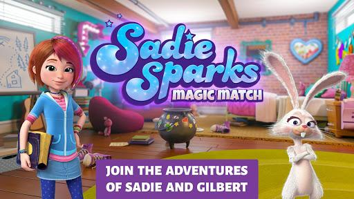 Sadie Sparks' Magic Match 9 screenshots 1