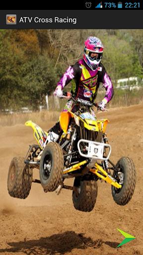 ATV Cross Racing