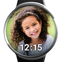 PhotoWear Photo Watch Face icon