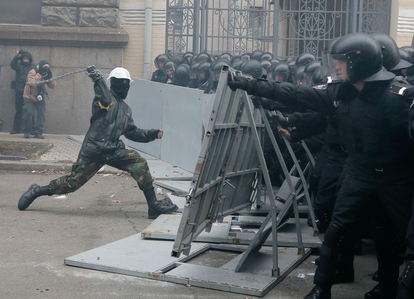 Приговоры, подозрения, розыск: дела Майдана семь лет спустя