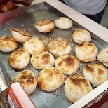 Black pepper pork bun in Macau in Macau, , Macau SAR
