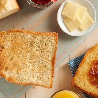 English Muffin Bread for the Bread Machine.