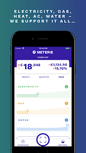Download Meterie - Energy bills under Control  apk screenshot 2