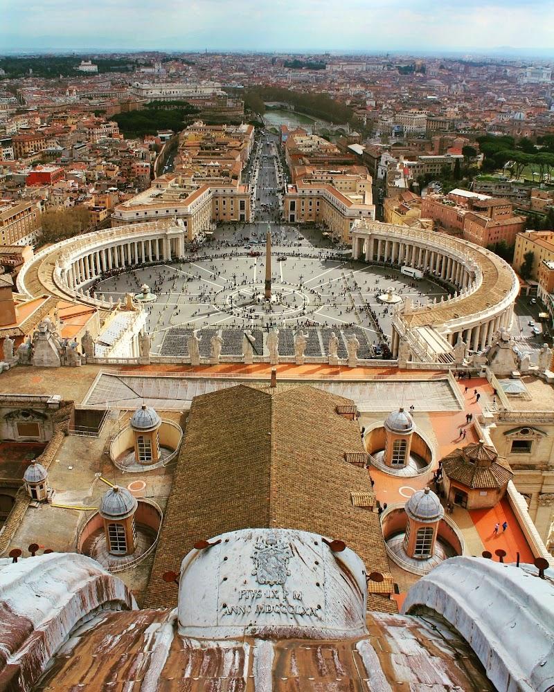 Il Vaticano da un'altra prospettiva di evelyn