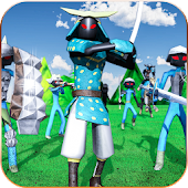 Stickman Battle Simulator - Stickman Warriors