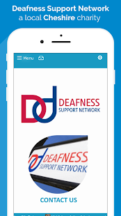 Deafness Support Network - náhled